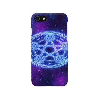 召喚魔法 Smartphone cases