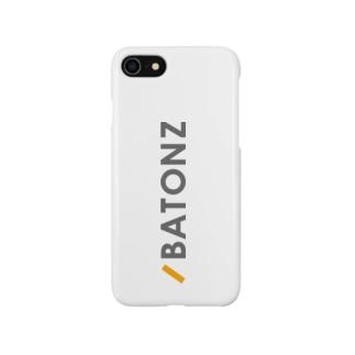 愛社精神は携帯で表す派 Smartphone cases