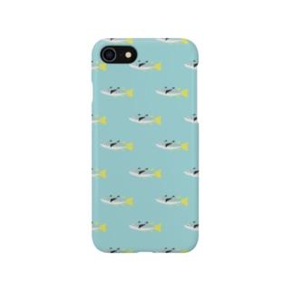 オニボラのスマホカバー Smartphone cases