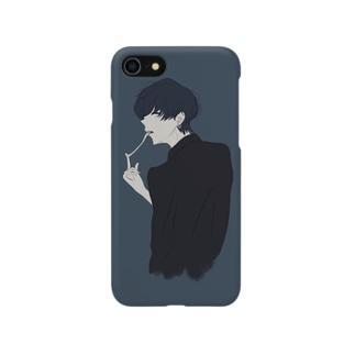 フォーク男子 Smartphone cases