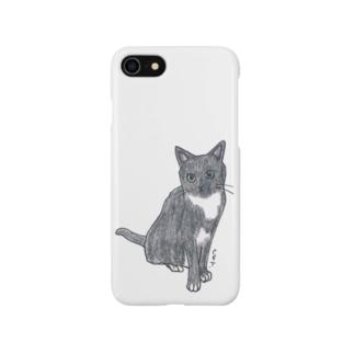 100nyans097.tuxedcat Smartphone cases