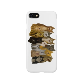 Yawn Chorus Smartphone cases