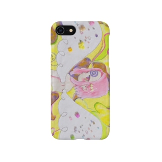 NUわれる天使(たて) Smartphone cases