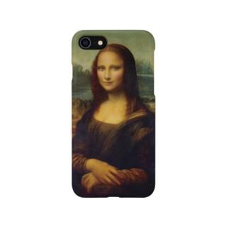 現代風モナリザ Smartphone cases