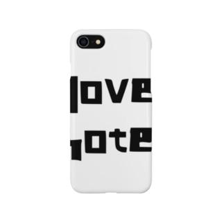 Love hotei Smartphone cases