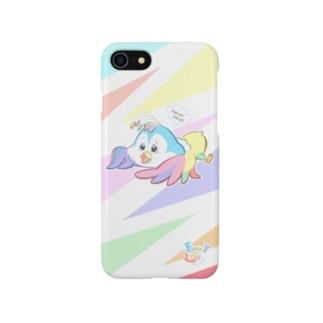 コトリ 〜FUNKY ZOO〜 Smartphone cases