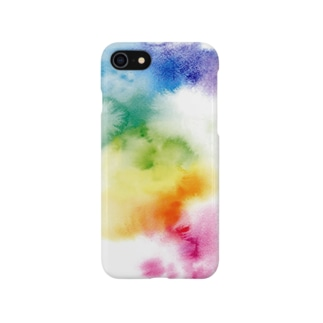 虹乱 Smartphone cases