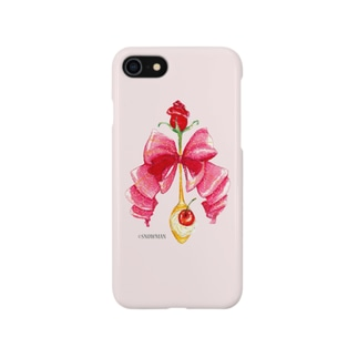 Miss.Cherry Rose Smartphone cases