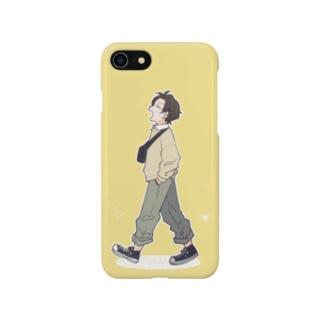 四男 Smartphone cases