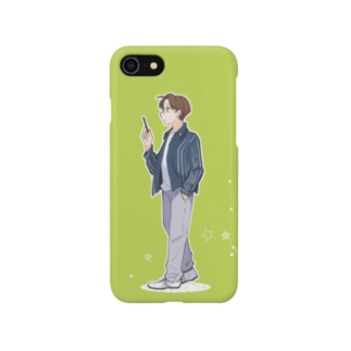 三男 Smartphone cases