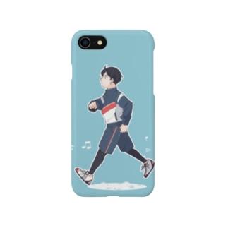 次男 Smartphone cases