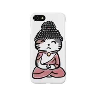 瞑想 Smartphone cases