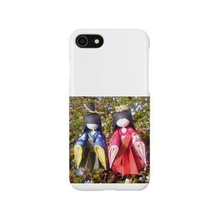 雛祭り Smartphone cases