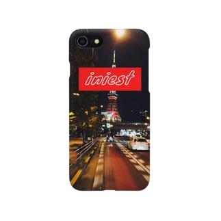 iniestアイフョンケース(トーキョー) Smartphone cases