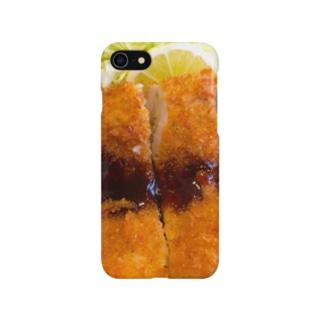 トンカツ Smartphone cases