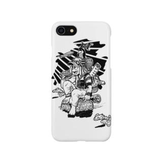 気楽に2017航海 Smartphone cases