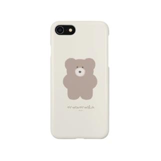 moco mocha モカ Smartphone cases