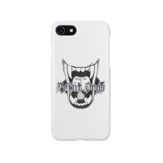 トゥースライン Smartphone cases