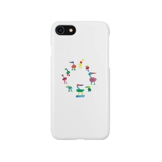 そたとりどり Smartphone cases