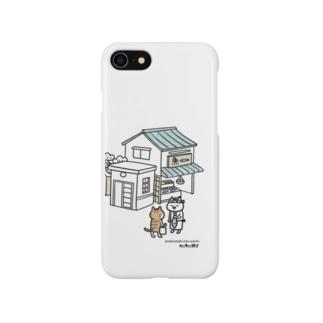 おさかなやさん(ねこまき先生) Smartphone cases