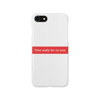 時をかける少女 Smartphone cases