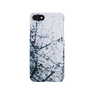 White breath Smartphone cases
