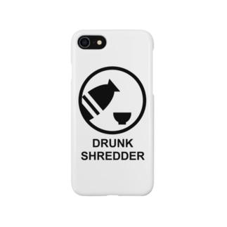 DRUNK SHREDDER Smartphone cases