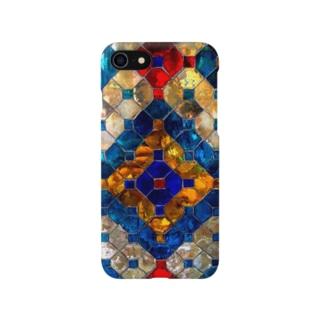 モザイク Smartphone cases