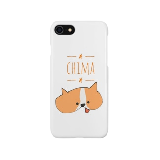 CHIMA(CARTOON) Smartphone cases