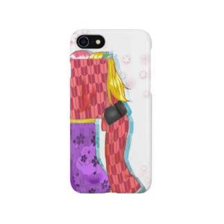 片隅のkiss Smartphone cases
