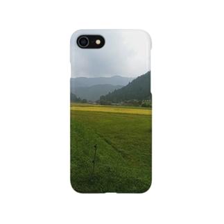 岐阜の風景 Smartphone cases