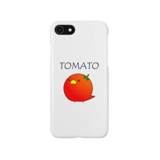 とまとり Smartphone cases