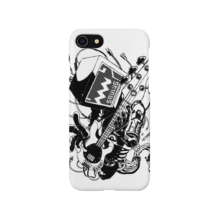 【ROCKOLOID SAULUS】type-BASS Smartphone cases