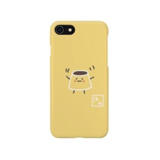 ぷるぷるぷりんさん Smartphone cases