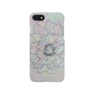 光の花 Smartphone cases