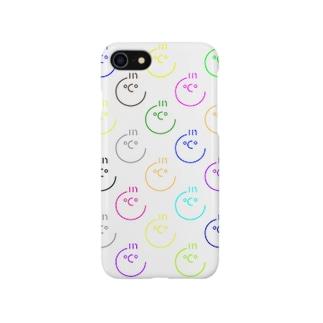 inco pave color Smartphone cases