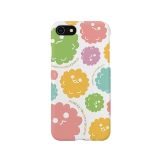 こんぺいとうのキモチ Smartphone cases