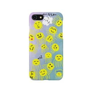 アテン神のiPhoneのケース Smartphone cases