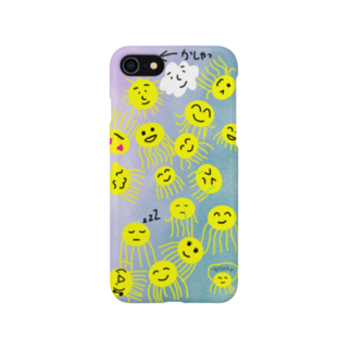 ゆーすけ♪( ´▽`)のアテン神のiPhoneのケース Smartphone cases