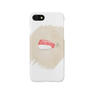 JAPANESE SUSHI TORO Smartphone cases