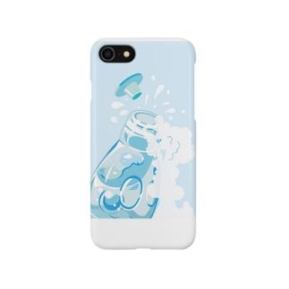 ラブラムネ Smartphone cases