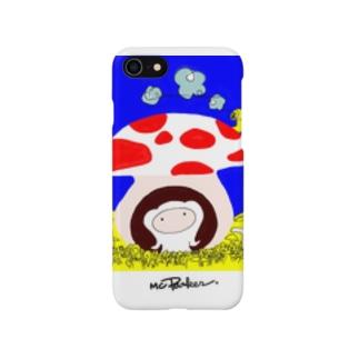 モンパルロ(地球環境保護キャラクター) Smartphone cases