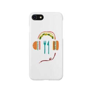 Music Burger  Smartphone cases