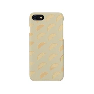 オレンジ/セピア Smartphone cases