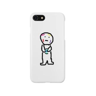 かわいいを守る Smartphone cases