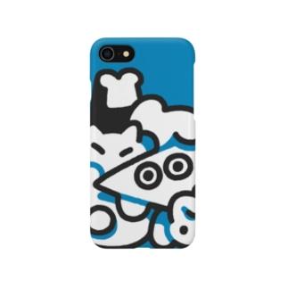 ワーッ Smartphone cases
