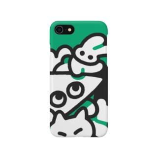オッ Smartphone cases
