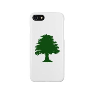 たいぼく Smartphone cases
