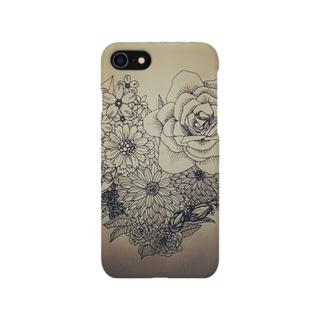 VINTAGE flowers Smartphone cases