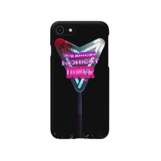 MAGICAL MIDNIGHT DINER Smartphone cases